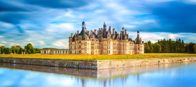 Excursión a los Castillos del Loira + cata de vinos