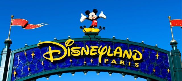 Excursión a Disneyland París