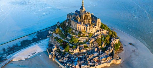 Excursión al Mont Saint Michel