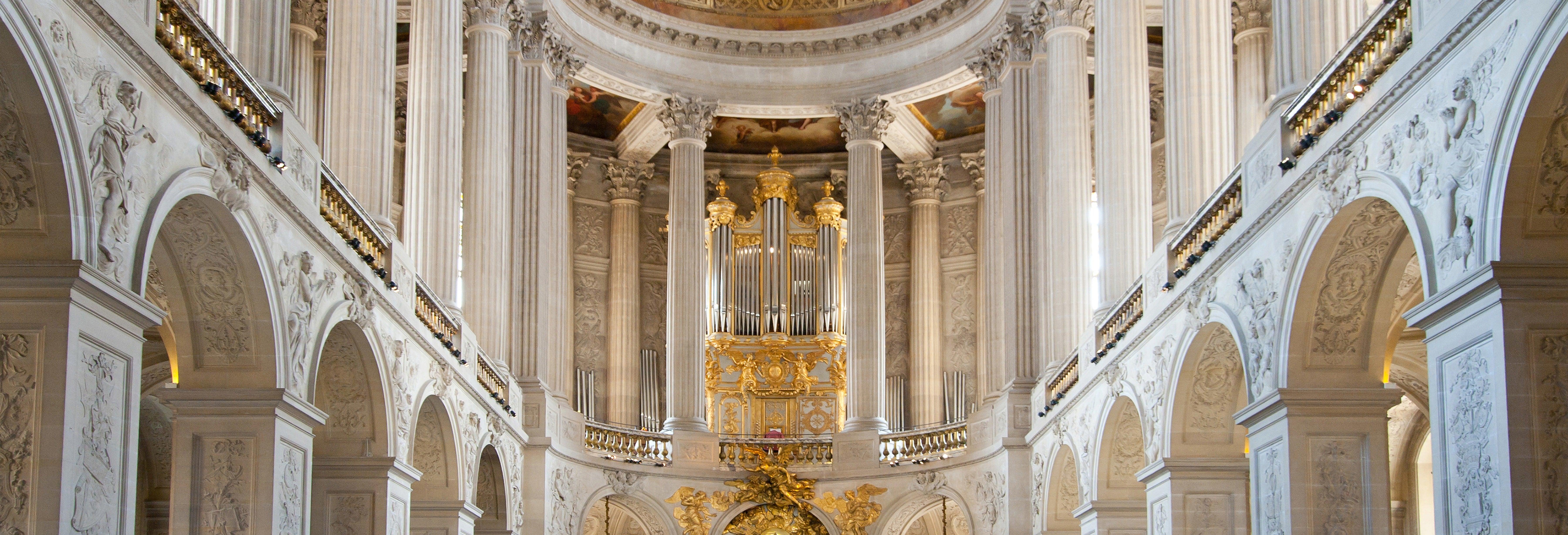 Excursión al Palacio de Versalles