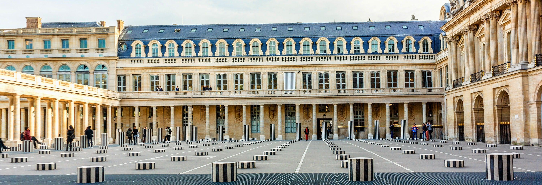 Paris Covered Passages + Royal Palace Free Tour