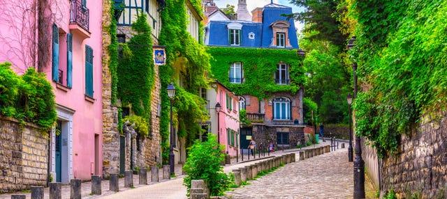 Free tour por Montmartre