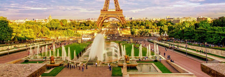 Free tour por los alrededores de la Torre Eiffel y el Arco del Triunfo