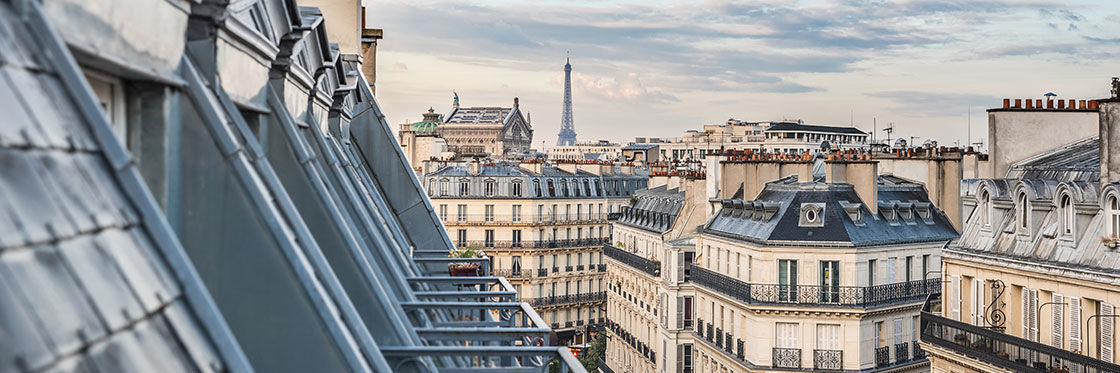 O tempo em Paris
