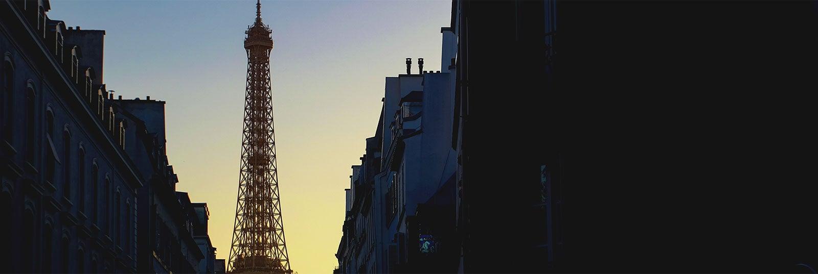 Guía turística de París