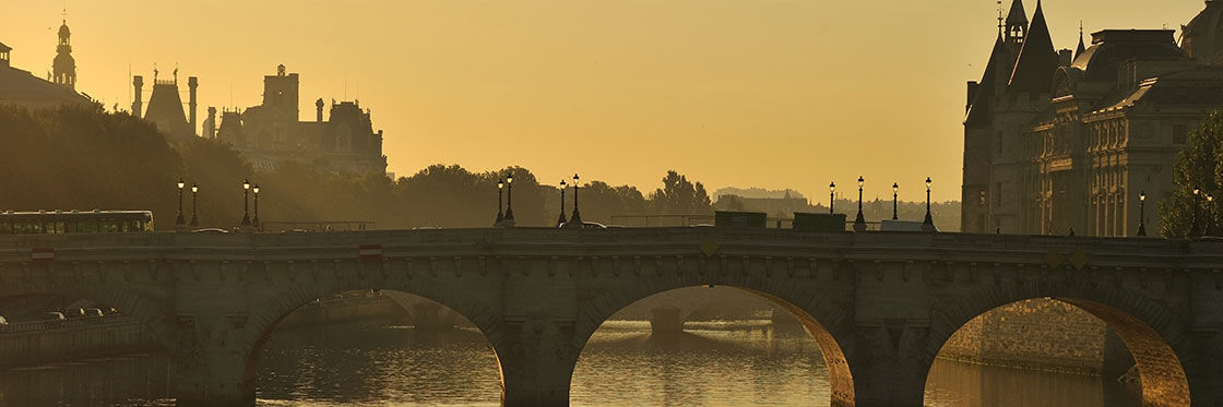 The Most Beautiful Bridges of Paris