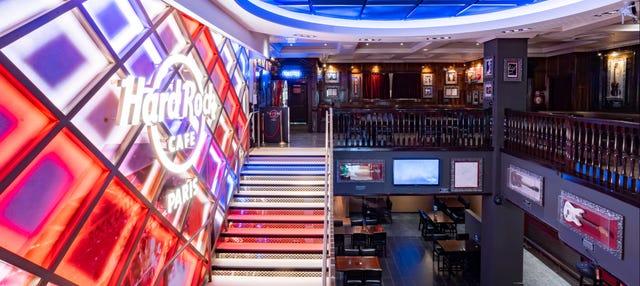 Comida o cena en el Hard Rock Cafe Paris