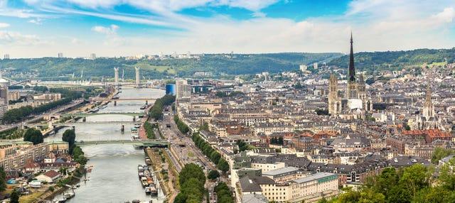 Normandía, Saint Malo y Mont Saint Michel en 2 días