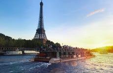 Paseo en barco por el Sena