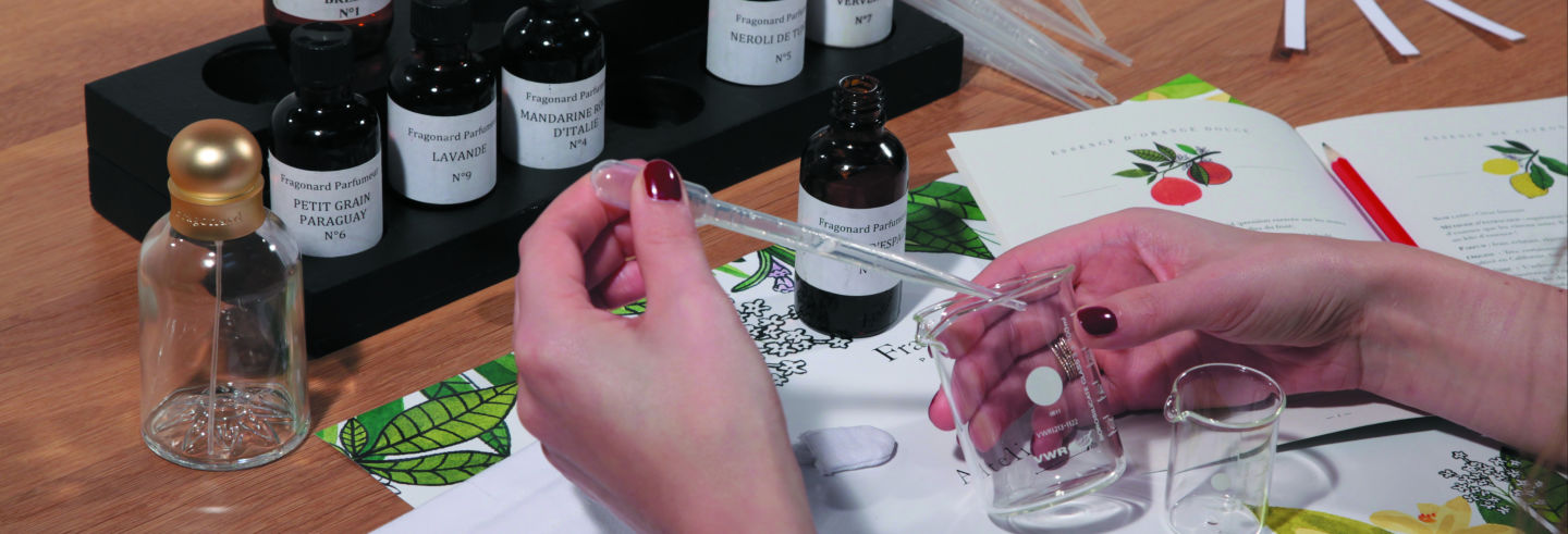 Perfume Creation Workshop
