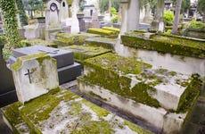 Visita guidata del cimitero di Père Lachaise