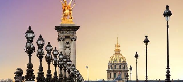 ¿Escala en París? Tour desde el aeropuerto