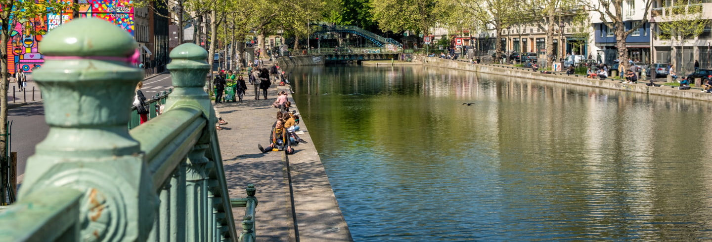 Food Tour in Canal Saint-Martin