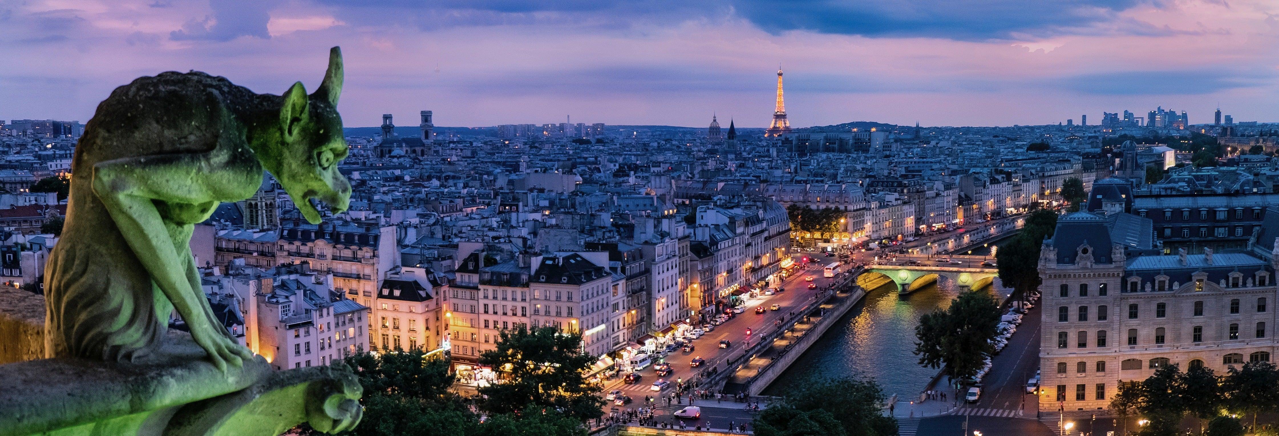 Free tour de mistérios e lendas de Paris