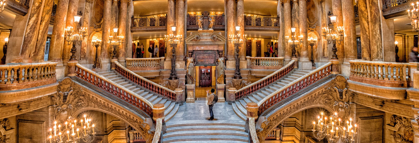 Palais Garnier Mysteries and Legends Tour