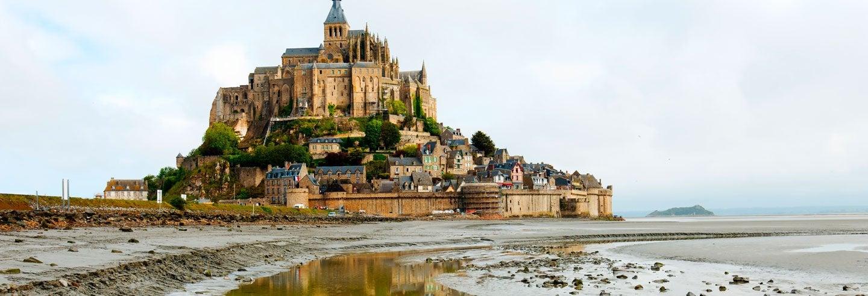 Mont Sant Michel e Castelos do Loire em 2 dias