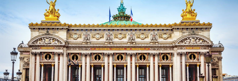 Tour por la Ópera Garnier y las galerías secretas de París