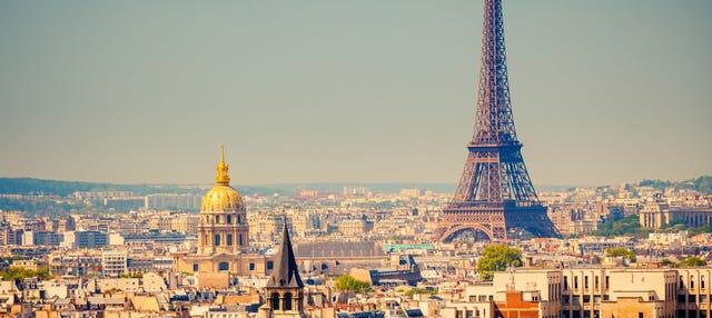 Tour de París al completo con entradas