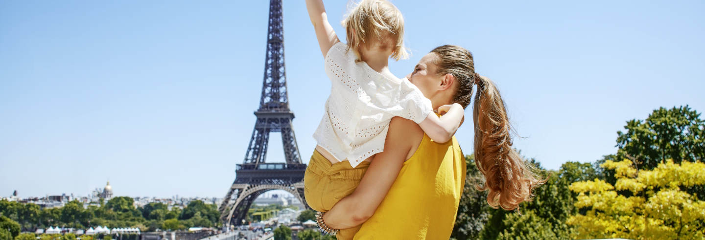 Paris Tour for Families