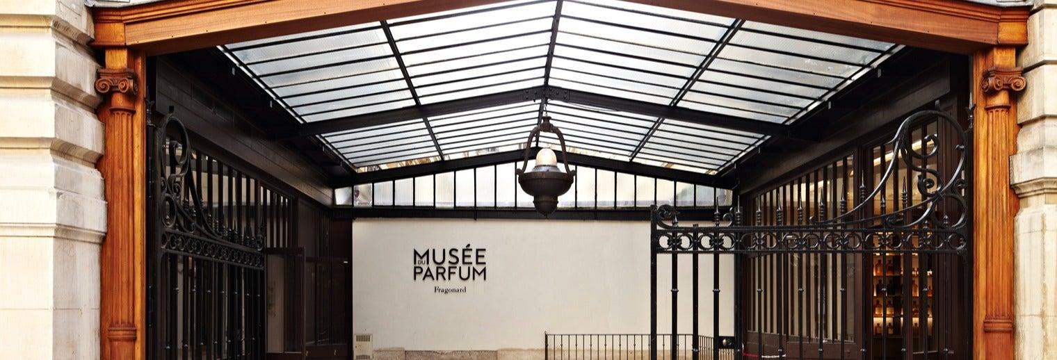 Free tour du Musée du Parfum. C'est gratuit !