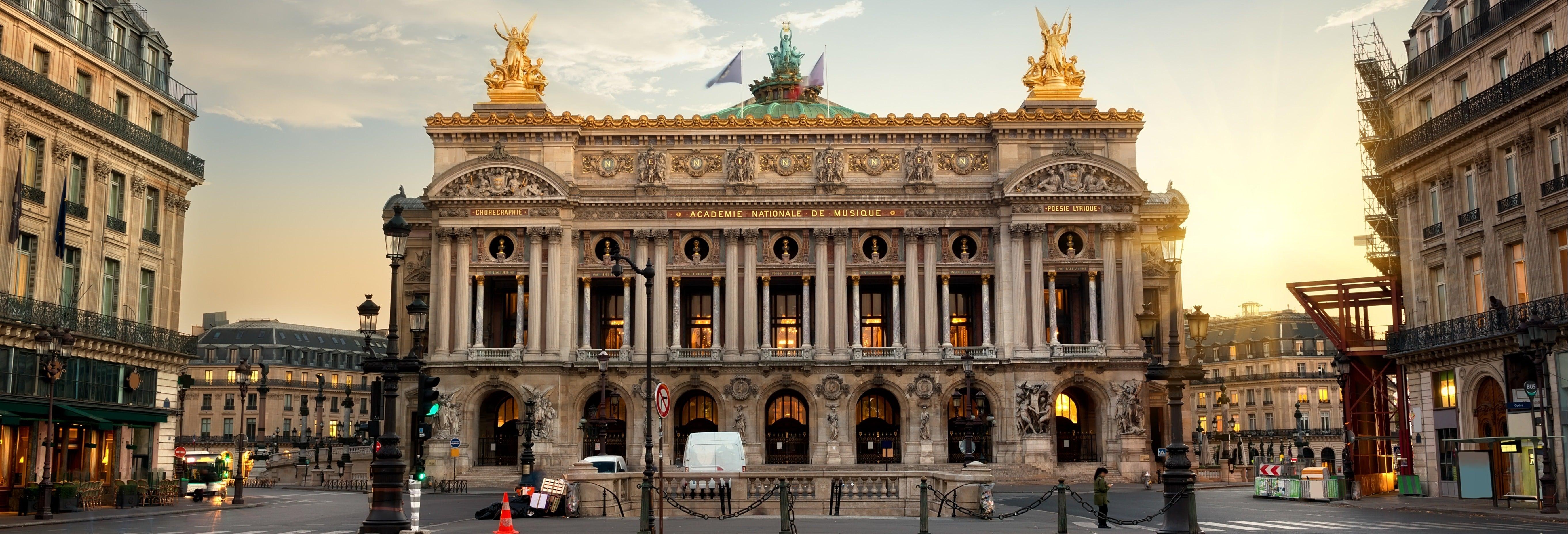 Visita guiada pela Ópera Garnier