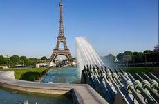 Visita guiada a la Torre Eiffel