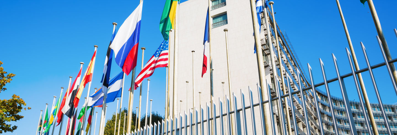 Visita guiada pela sede da Unesco