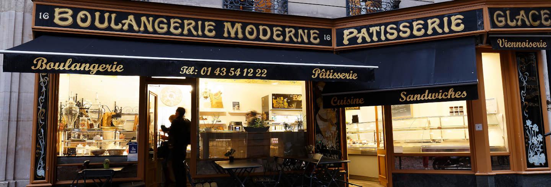 Visite d'une boulangerie parisienne traditionnelle