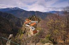 Vol en hélicoptère au massif du Canigou