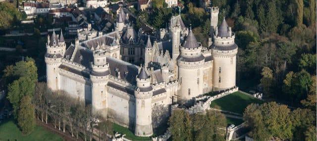 Billet coupe-file pour le château de Pierrefonds