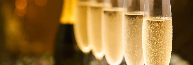 Degustazione di champagne a Reims