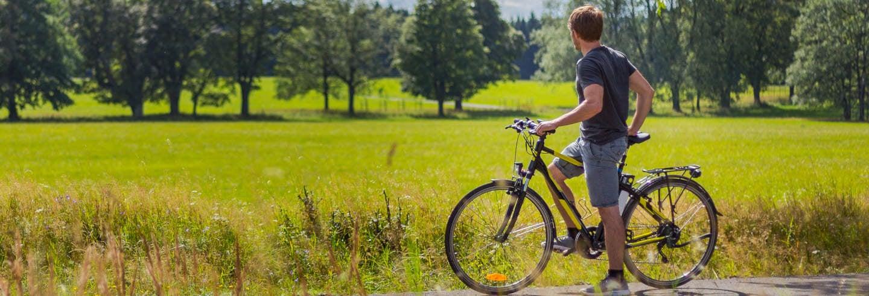 Visite autour du champagne en vélo électrique