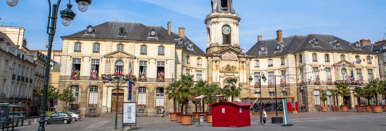 Visita guiada por Rennes