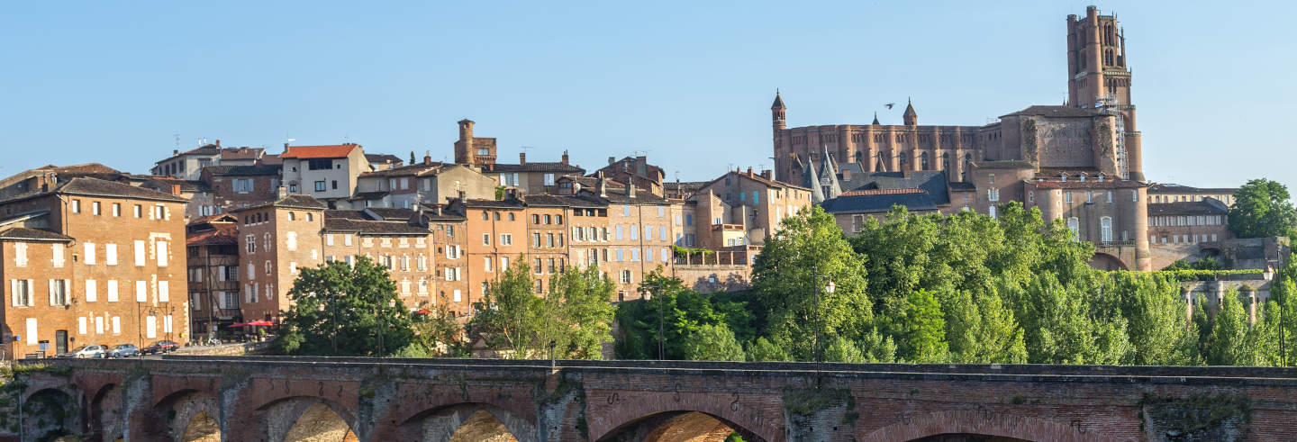 Albi and Cordes-sur-Ciel Day Trip