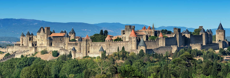 Excursão a Carcassonne