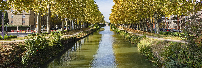 Tour en bicicleta eléctrica por el Canal du Midi