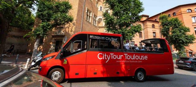 Tour panorámico por Toulouse