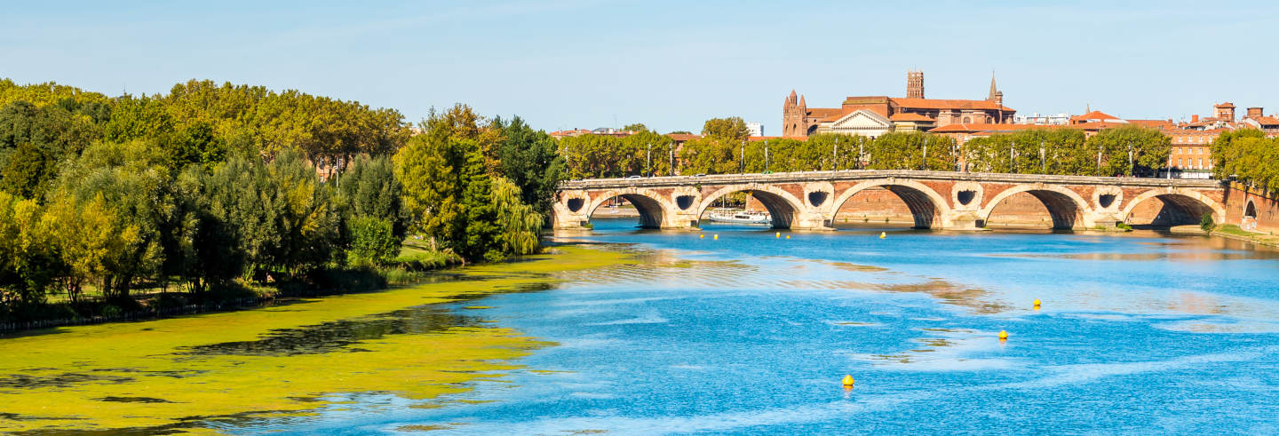 Panoramic Tour of Toulouse