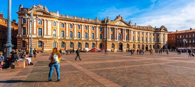 Tour privado por Toulouse com guia em português