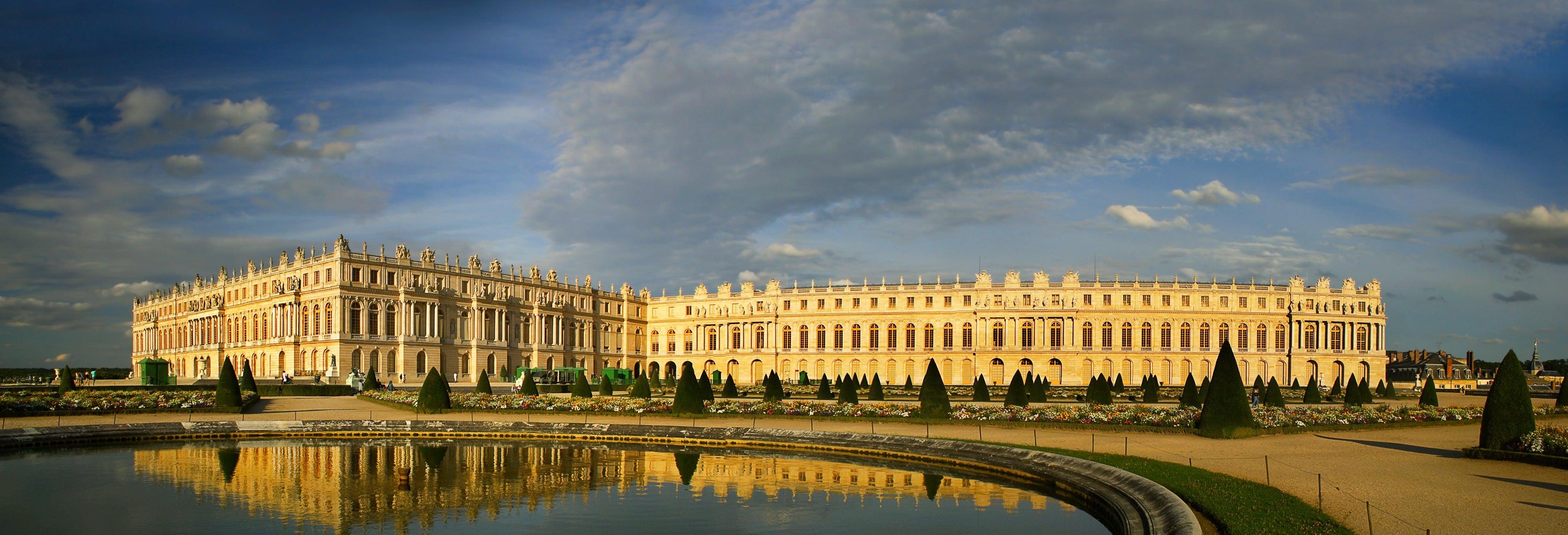 Visita guiada por el Palacio de Versalles