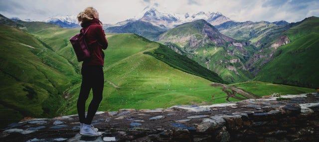 Tour por Kazbegi y Ananuri finalizando en Tiflis