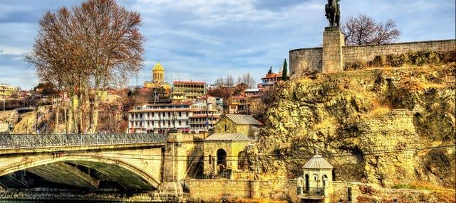Autobús turístico de Tiflis