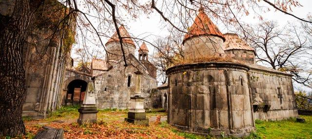 Excursión a Armenia y sus monasterios