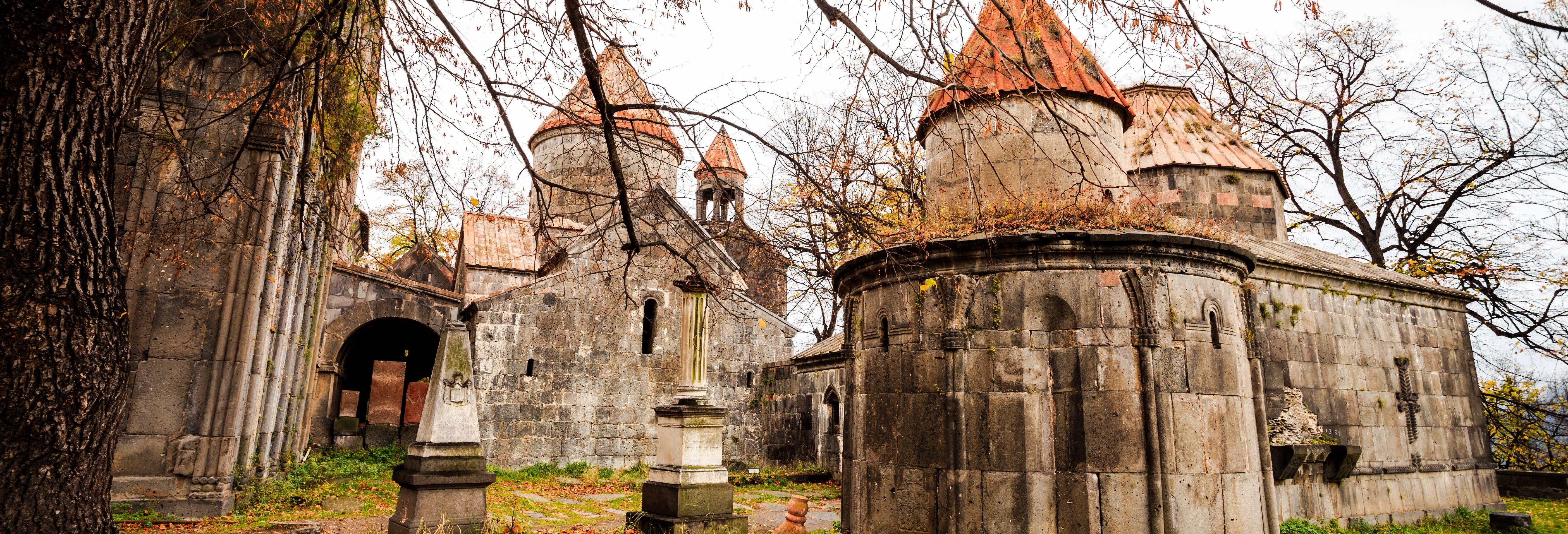 Escursione in Armenia e ai suoi monasteri
