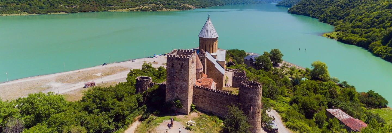 Excursão a Kazbegi e Ananuri