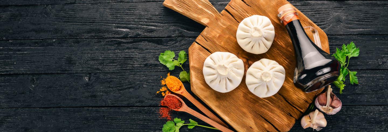 Tour gastronômico por Tbilisi + Aula de cozinha georgiana