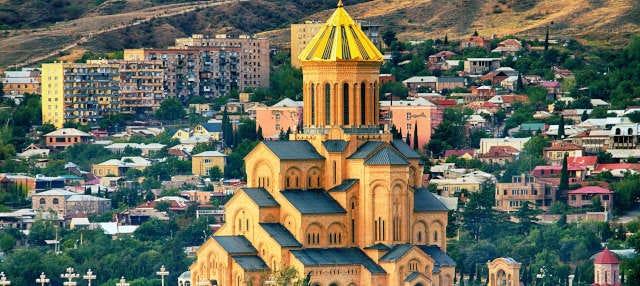 Tour panorámico por Tiflis