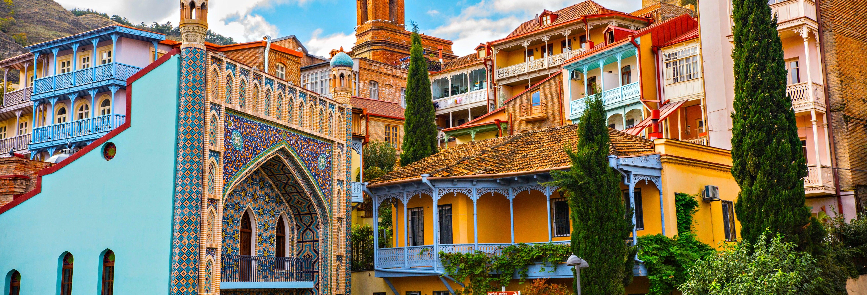 Tour privato di Tbilisi con guida in italiano