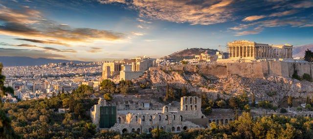 Autobús turístico de Atenas