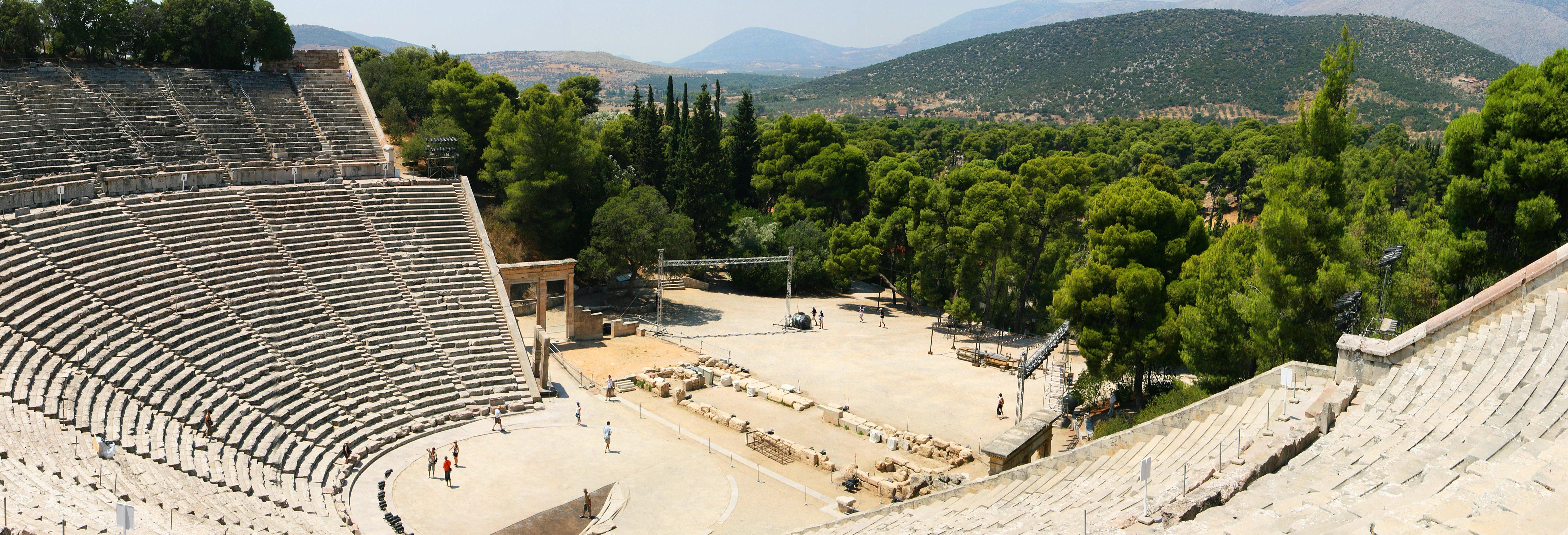 Circuito por Micenas y Olimpia de 2 días desde Atenas